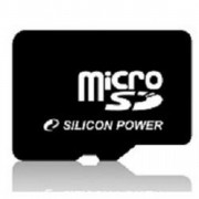Silicon Power 8GB microSDHC Class 4 no adapter (SP008GBSTH004V10)
