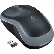 Logitech Wireless Mouse M185 (910-002238) Gray